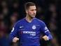 Arsenal v Chelsea – Eden Hazard in focus