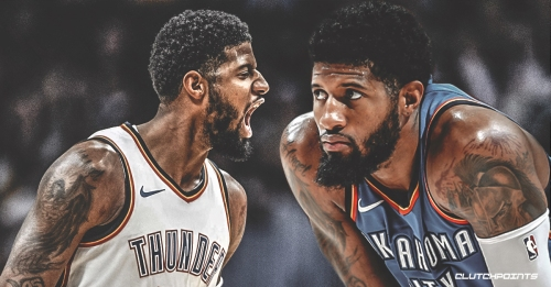 Thunder star Paul George's case for first Defensive Player of the Year trophy