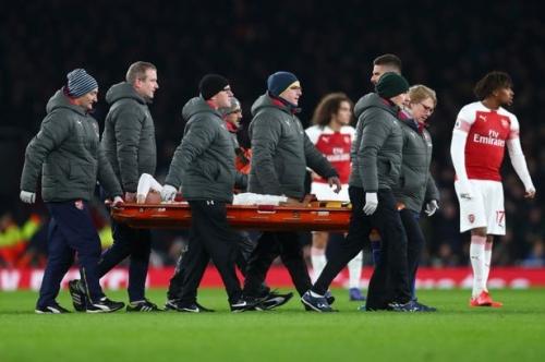 Arsenal suffer injury blow ahead of Man Utd FA Cup game