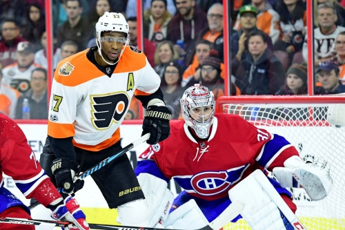 Game 50: Habs vs. Flyers