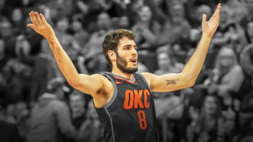 Thunder coach Billy Donovan says there's still no timetable for Alex Abrines' return to lineup