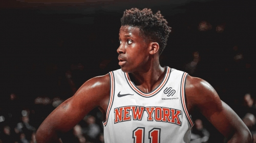 Report: Suns, Magic interested in Knicks' Frank Ntilikina