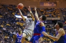Jermaine Haley's Last Second Basket Stuns No. 7 Kansas in Morgantown