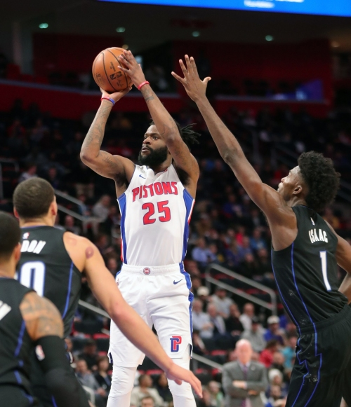 Detroit Pistons mailbag: Should Reggie Bullock trade be explored?