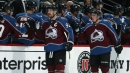 Avalanche erupt to score six goals against Kings in second period