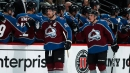 Avalanche tie franchise record with six goals in 2nd, rout Kings