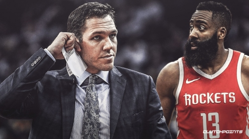 Luke Walton reveals Lakers' game plan is to limit James Harden under 50 points
