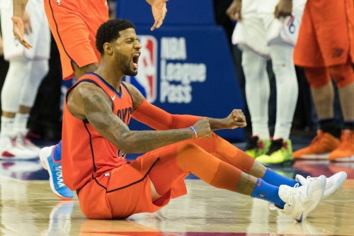 Recap: PG drops Philly with 4-point play to win it