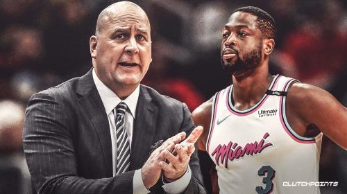 Bulls coach Jim Boylen praises Heat's Dwyane Wade, says he's a 'pro's pro'