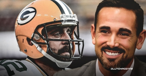 Packers HC Matt LaFleur wants to help Aaron Rodgers have a lighter load