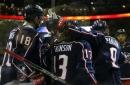 GameThread #48: Columbus Blue Jackets at Minnesota Wild