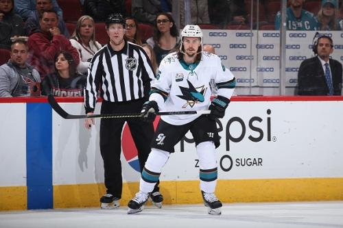 Erik Karlsson Deemed Late Scratch by San Jose Sharks Saturday Night