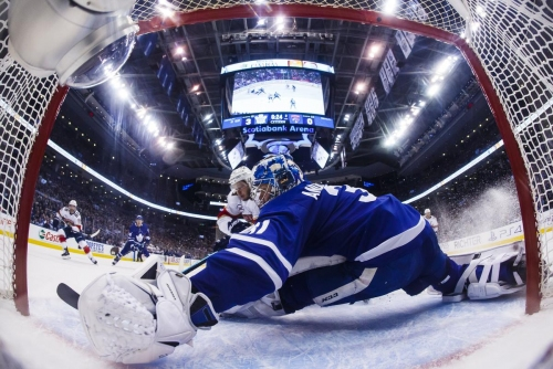 Dave Feschuk: Leafs' Andersen learns to save it for the ultimate goal