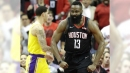 Luke Walton compares James Harden's season to Kobe Bryant's career year