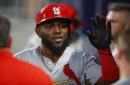 Ozuna promises Cardinals he'll 'be ready' for spring training after shoulder surgery