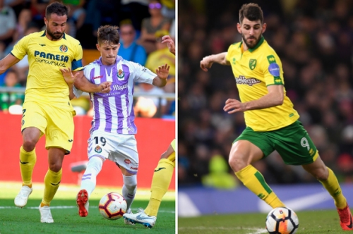 Leeds United plot £20m double swoop, Aston Villa 'make offer' for star as Reading rival Swansea City for Nelson Oliveira