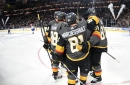Year 2 Game 50: Golden Knights defeat Penguins 7-3 thanks to Marchessault's hat trick