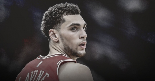 Bulls' Zach LaVine expresses frustration following another blowout loss