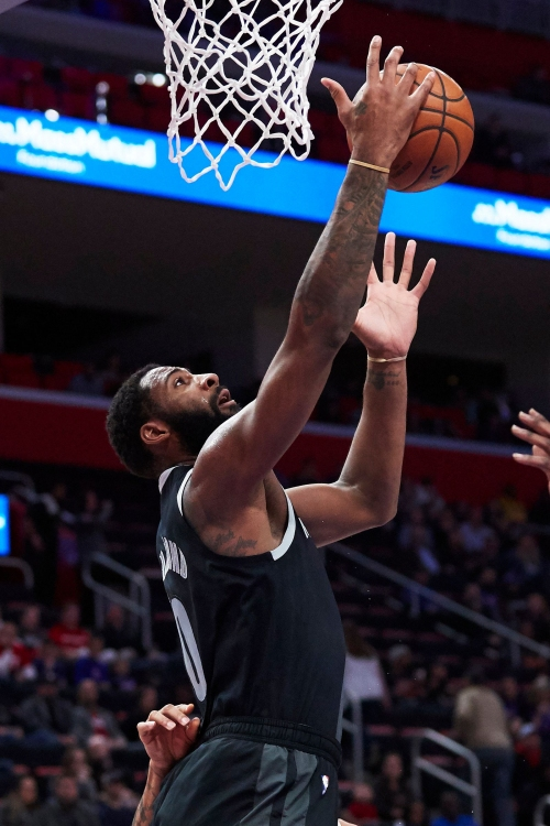 Detroit Pistons center Andre Drummond placed in concussion protocol
