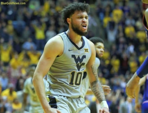 Haley Comes Up Big For WVU