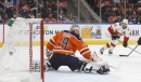 Red-Hot Flames Beat Oilers – 5 Different Scorers