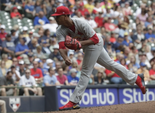 'Clock is ticking' for longtime Cardinals prospect Alex Reyes