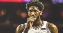Are the Sixers doing it wrong by having Joel Embiid play through injury?