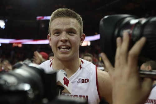 1/19 Big Ten Recap: Wisconsin Upsets Michigan