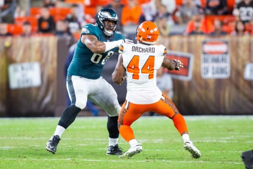 The Linc - Jordan Mailata says you can expect big things from him next season