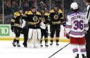 Recap: A costly night as the Bruins lose Rask & the game to the Rangers