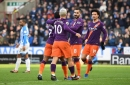Man City pass test of nerve at Huddersfield in key weekend for Premier League title race with Liverpool FC
