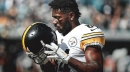 Steelers WR Antonio Brown thanks fans, says it's 'not a goodbye'