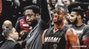 Dwyane Wade appreciated all the love from Chicago