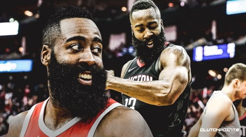Rockets' James Harden leads all active players in career 40-point games