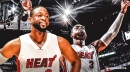 Heat's Dwyane Wade says he's 'blessed' to have career go the way it has