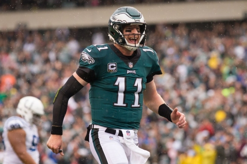 Report: Carson Wentz expected to be healthy enough to participate in Eagles' offseason program