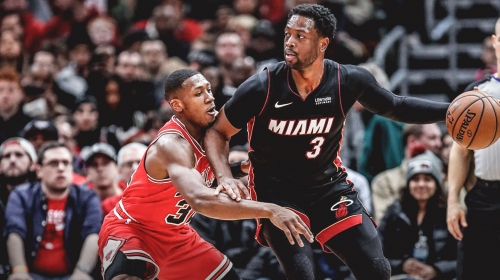Heat post best 4th-quarter shooting mark in NBA since 1998
