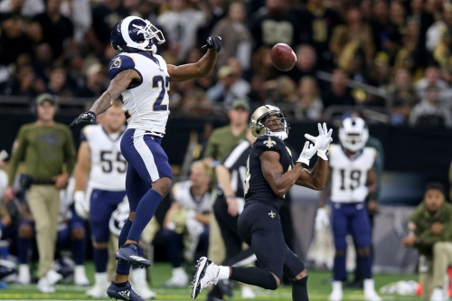 Los Angeles Rams at New Orleans Saints open thread