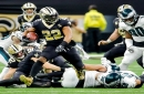 Saints' Mark Ingram passes Deuce McCallister for most rushing yards in team history