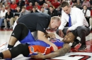 Florida forward Stone out for season with torn knee ligament