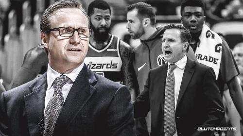 Wizards coach Scott Brooks doesn't understand the word 'tank'