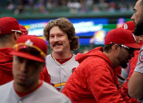 Mikolas sees obvious longterm fit with Cardinals: 'If you want to talk, we can talk'