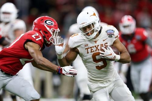Offseason injury update: Texas WR Collin Johnson had minor knee surgery