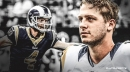 Rams QB Jared Goff says Greg Zuerlein's game-winning 57-yarder would have been good from 70