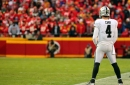 """Derek Carr believes Raiders are """"a lot closer"""" than people think"""