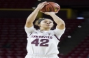 Kianna Ibis, No. 19 ASU hands No. 10 Oregon State first Pac-12 loss in double-overtime thriller