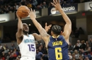 Hornets overwhelmed by Pacers, lose 120-95