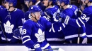 Maple Leafs' Johnsson leaves game vs. Coyotes with concussion