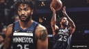 Derrick Rose nails thrilling game-winner for Timberwolves vs. Suns