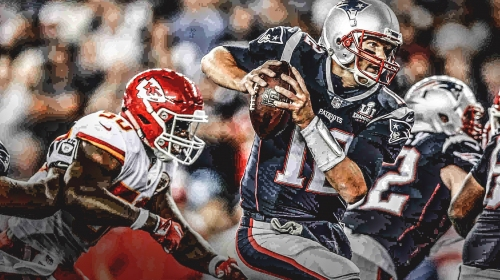 Patriots open as 1-point favorite over Rams in Super Bowl 53